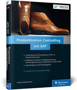 Produktkosten-Controlling mit SAP von Hahn,  Antonia, Hölzlwimmer,  Andrea