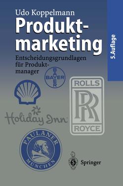 Produktmarketing von Koppelmann,  Udo