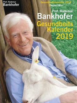 Prof. Bankhofers Gesundheitskalender 2019 von Bankhofer,  Hademar