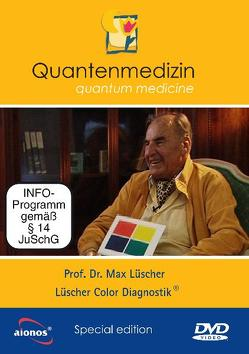 Prof. Dr. Max Lüscher: Die Lüscher Color Diagnostik von Bald,  Denis, Lüscher,  Max, White,  Joseph
