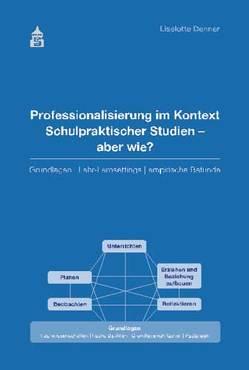 Professionalisierung im Kontext Schulpraktischer Studien – aber wie? von Denner,  Liselotte