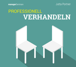 Professionell verhandeln (Trainingskonzept) von Portner,  Jutta