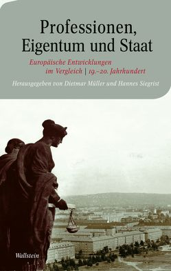 Professionen, Eigentum und Staat von Müller,  Dietmar, Siegrist,  Hannes