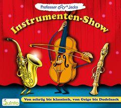 Professor Jecks Instrumenten-Show von Geck,  Prof. Dr.,  Martin, Wollner,  Wim