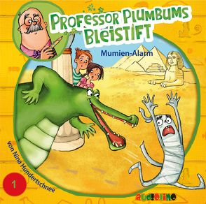 Professor Plumbums Bleistift (1) von Graudus,  Konstantin, Hundertschnee,  Nina