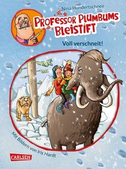 Professor Plumbums Bleistift 3: Voll verschneit! von Hardt,  Iris, Hundertschnee,  Nina