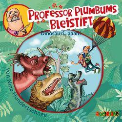 Professor Plumbums Bleistift (4) von Graudus,  Konstantin, Hundertschnee,  Nina