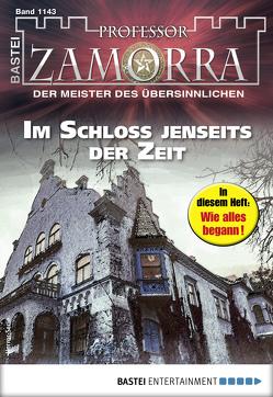 Professor Zamorra 1143 – Horror-Serie von Borner,  Simon