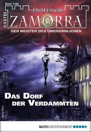 Professor Zamorra 1152 – Horror-Serie von Doyle,  Adrian