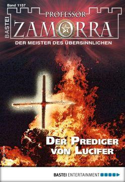 Professor Zamorra 1157 – Horror-Serie von Borner,  Simon