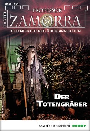 Professor Zamorra 1164 – Horror-Serie von Schwichtenberg,  Thilo