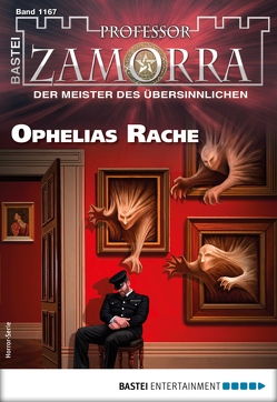 Professor Zamorra 1167 – Horror-Serie von Klüver Anika