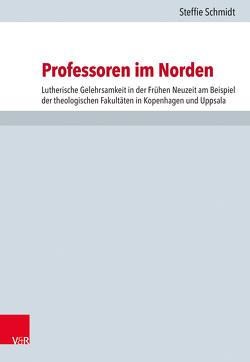 Professoren im Norden von Drecoll,  Volker Henning, Leppin,  Volker, Schmidt,  Steffie