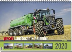 Profi Landtechnik Kalender 2020 – A Format von profi