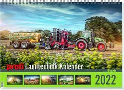 profi Landtechnik Kalender 2022