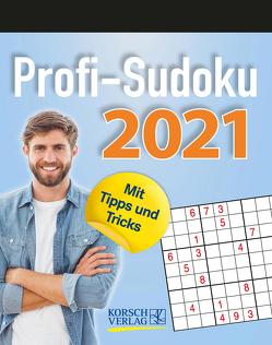 Profi Sudoku 2021 von Korsch Verlag