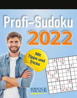 Profi Sudoku 2022 von Korsch Verlag