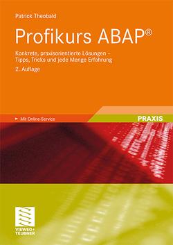 Profikurs ABAP® von Theobald,  Patrick
