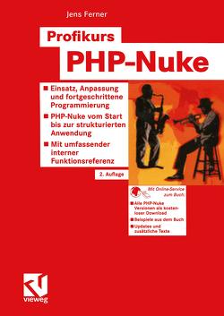 Profikurs PHP-Nuke von Ferner,  Jens
