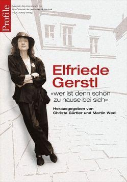 Profile 19, Elfriede Gerstl von Gürtler,  Christa, Wedl,  Martin