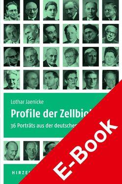 Profile der Zellbiologie von Jaenicke,  Lothar