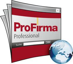 ProFirma Professional:Arbeits- und Weiterbildungscockpit,Themenportal un