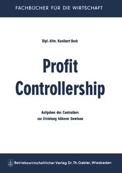Profit Controllership von Bork,  Kunibert