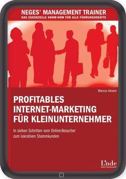 Profitables Internet-Marketing für Kleinunternehmer von Amann,  Marcus