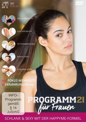 Programm 21 für Frauen – 21happyme von Glöden,  Janis