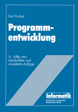 Programmentwicklung von Kurbel,  Karl