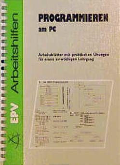 Programmieren am PC von Schmid,  Martin u.a.