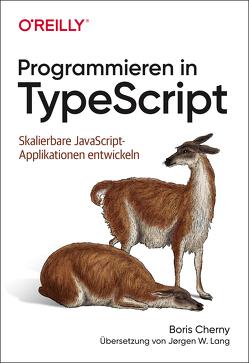 Programmieren in TypeScript von Cherny,  Boris