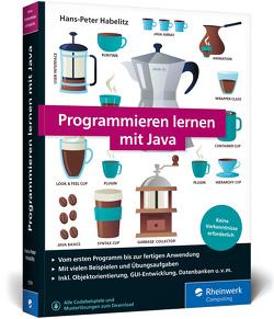 Programmieren lernen mit Java von Habelitz,  Hans-Peter