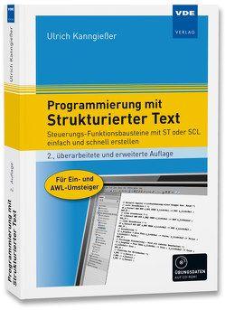 Programmierung mit Strukturierter Text von Kanngießer,  Ulrich