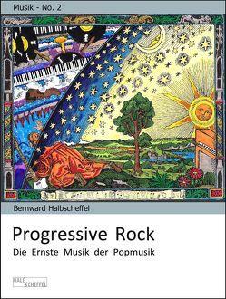 Progressive Rock von Halbscheffel,  Bernward