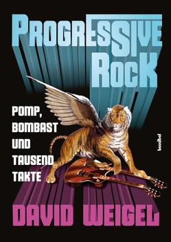 Progressive Rock von Tepper,  Alan, Weigel,  David
