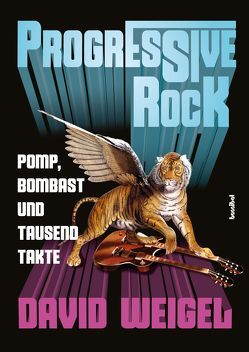 Progressive Rock von Tepper,  Alan, Weigel,  David