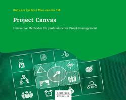 Project Canvas von Bos,  Jo, Kor,  Rudy, Tak,  Theo van der