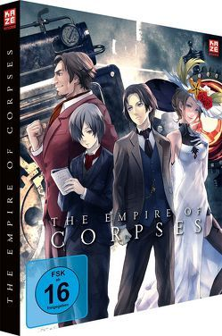 Project Itoh Trilogie Teil 1: The Empire of Corpses – Steelbook (2 Disc ) [DVD und Blu-ray Collector´s Edition] von Makihara,  Ryotaro