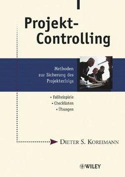 Projekt-Controlling von Koreimann,  Dieter S.