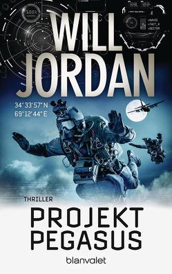 Projekt Pegasus von Jordan,  Will, Thon,  Wolfgang