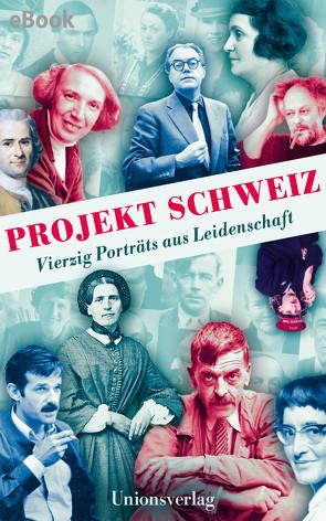 Projekt Schweiz von Howald,  Stefan