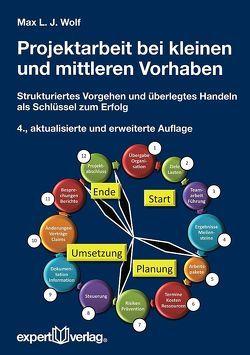 Projektarbeit bei kleinen und mittleren Vorhaben von Wolf,  Max L. J.