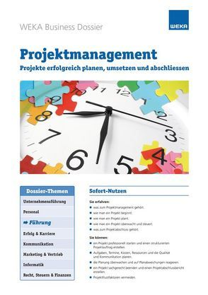 Projektmanagement von Funke,  Andrea