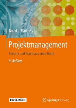 Projektmanagement von Madauss,  Bernd J.