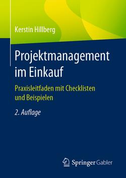 Projektmanagement im Einkauf von Hillberg,  Kerstin