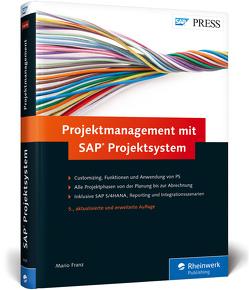 Projektmanagement mit SAP Projektsystem von Franz,  Mario