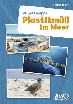 Projektmappe: Plastikmüll im Meer von Zabori,  Teresa