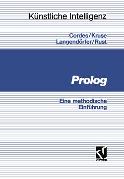 Prolog von Cordes,  Ralf, Schmitz,  Paul