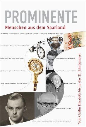 Prominente Menschen aus dem Saarland von Matzerath,  Simon